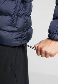 adidas Performance - ITAVIC STRIPES - Winter jacket - dark blue - 4