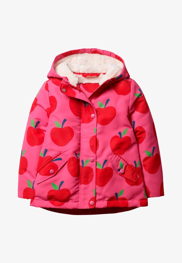Boden - MIT SHERPA-FUTTER - Winter jacket - pink