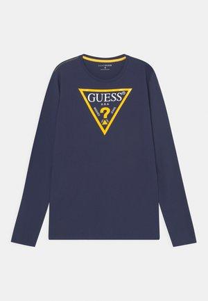 JUNIOR CORE - Pitkähihainen paita - deck blue