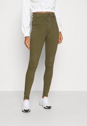NMEMILY - Slim fit jeans - kalamata