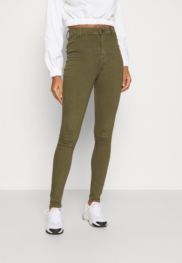 NMEMILY - Jeans slim fit - kalamata