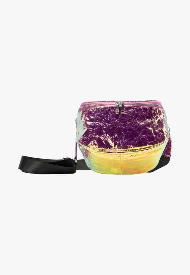 Bum bag - multi-coloured