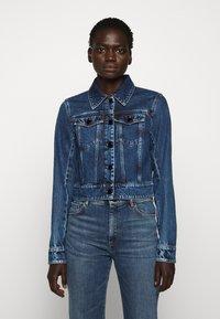 Sportmax Code - FARISCO - Jeansjakke - nachtblau - 0