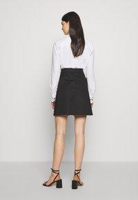 MAX&Co. - DISCORSO - A-line skirt - black - 2