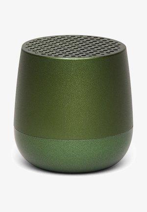 MINO  - Speaker - dunkel grün
