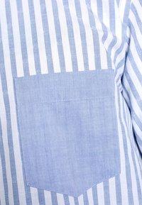 SHIRTMASTER - HELLO SAILOR - Chemise - light blue - 5