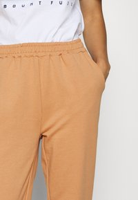 Even&Odd - Tracksuit bottoms - camel - 4