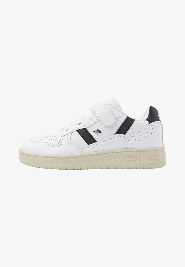 RAWW - Sneakers laag - white/black