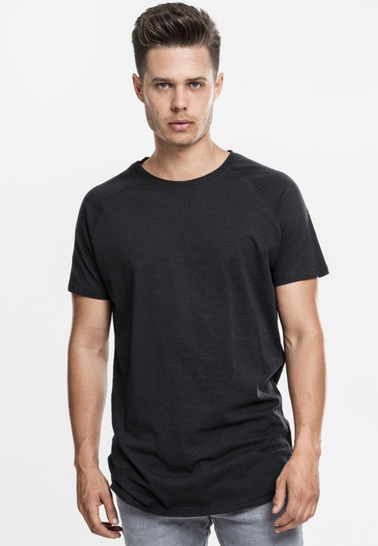 Herrer SLUB RAGLAN - T-shirts basic