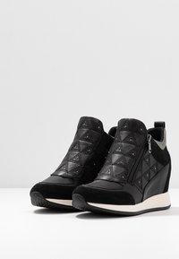 Geox - NYDAME - Zapatillas - black - 4