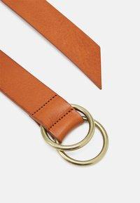 CLOSED - BELT - Belt - cinnamon - 1