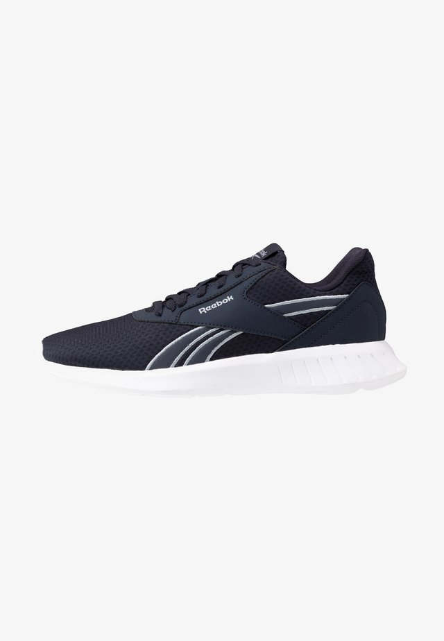 LITE 2.0 - Juoksukenkä/neutraalit - power navy/indigo/metallic grey