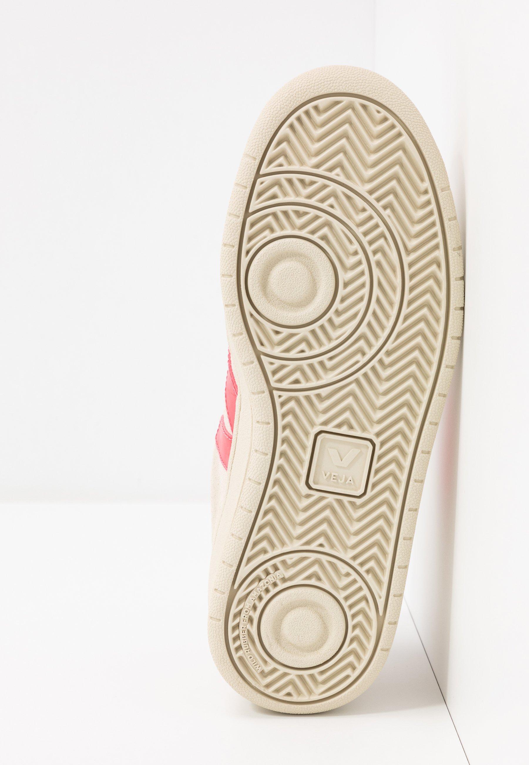 V 10 Sneaker low multicolornaturalrose fluo