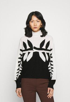 RAIMOND - Pullover - bianco