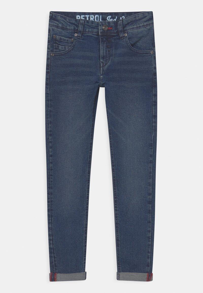 Petrol Industries - Jeans Skinny Fit - dark blue