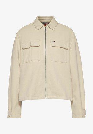 Denim jacket - stein
