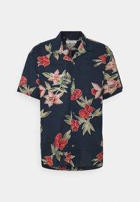 JJGREG PLAIN - Camisa - navy blazer