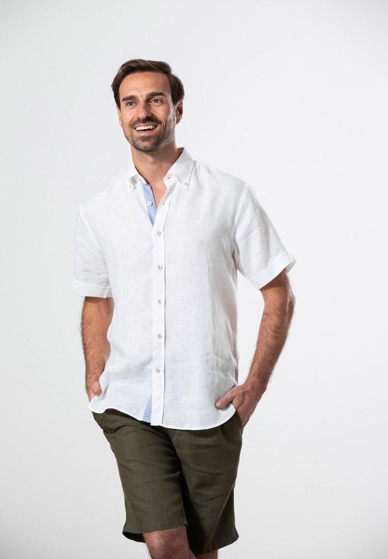Francesco Fabbri - Shirt - weiss