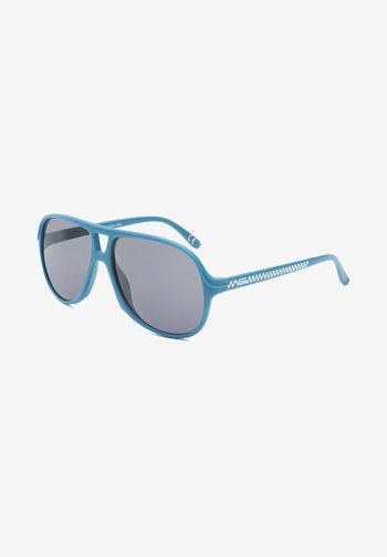MN SEEK SHADES - Sunglasses - moroccan blue matte