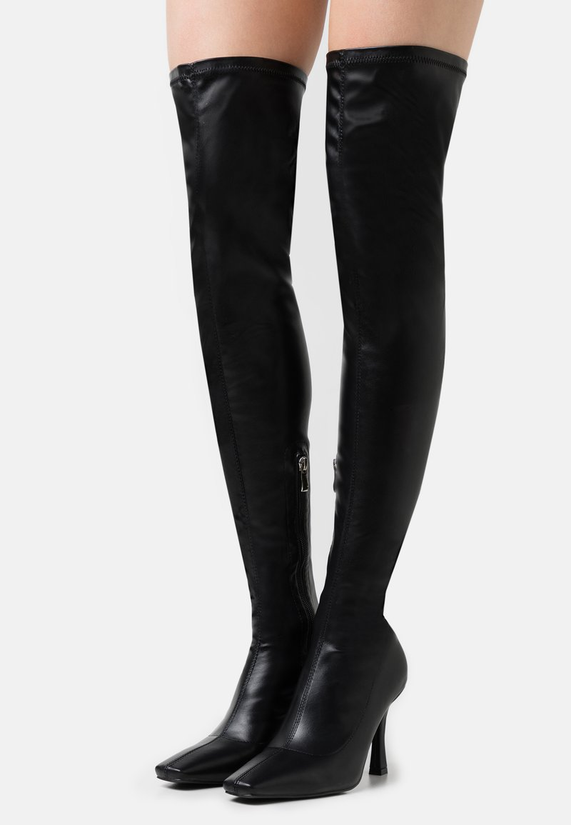 BEBO - OPYUM - Over-the-knee boots - black