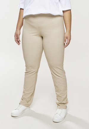 ROBIN - Trousers - sand