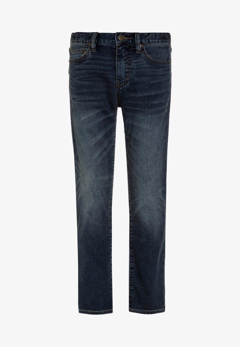 J.CREW - RUNAROUND - Slim fit jeans - ollie wash