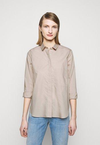 HAILEY - Button-down blouse - resin
