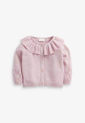 FRILL COLLAR - Vest - lilac