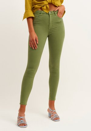 Jeans Skinny Fit - antik lichen