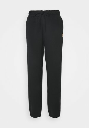 HERITAGE PANT - Tracksuit bottoms - black