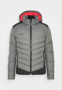 Down jacket - shade grey