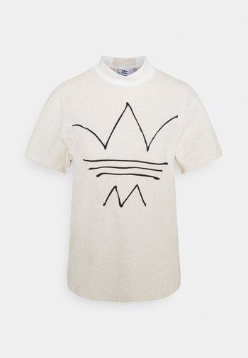 TEE - Camiseta estampada - off white