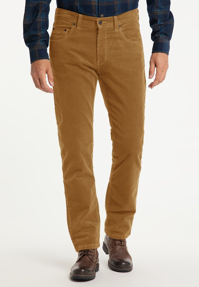 RANDO - Trousers - beige