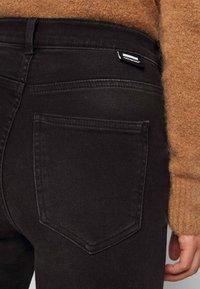 Dr.Denim Petite - MOXY - Jeans Skinny Fit - black mist - 5