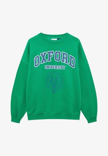 OXFORD - Sweatshirt - green