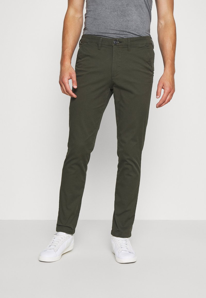 Selected Homme - SLHSLIM-MILES - Chinot - forest night