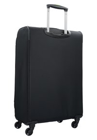 Hardware - Wheeled suitcase - black lemon - 1