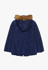 Lemon Beret - SMALL GIRLS JACKET - Winter jacket - navy blazer - 1