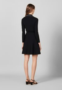 sandro - SUITY - Jumper dress - black - 2
