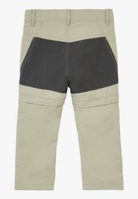 Color Kids - TIGGO ZIP OFF PANTS - Outdoor trousers - seagrass - 1