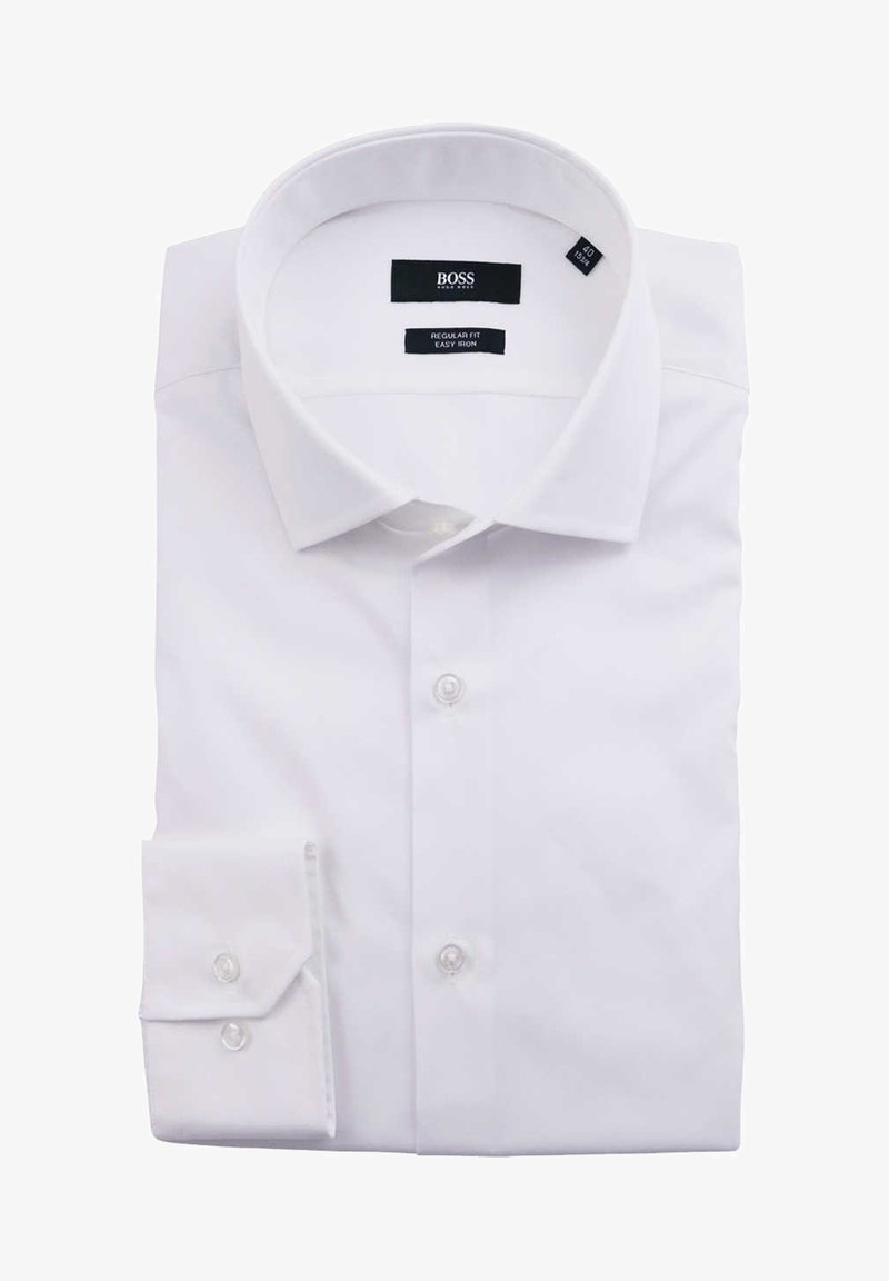 BOSS - REGULAR FIT  - Formal shirt - weiß