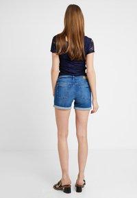 edc by Esprit - OCS MR - Denim shorts - blue medium wash - 2