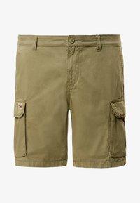 Napapijri - NORE - Shorts - olive green - 4