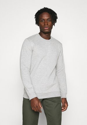 ONSCERES LIFE CREW NECK - Sweatshirt - light grey melange