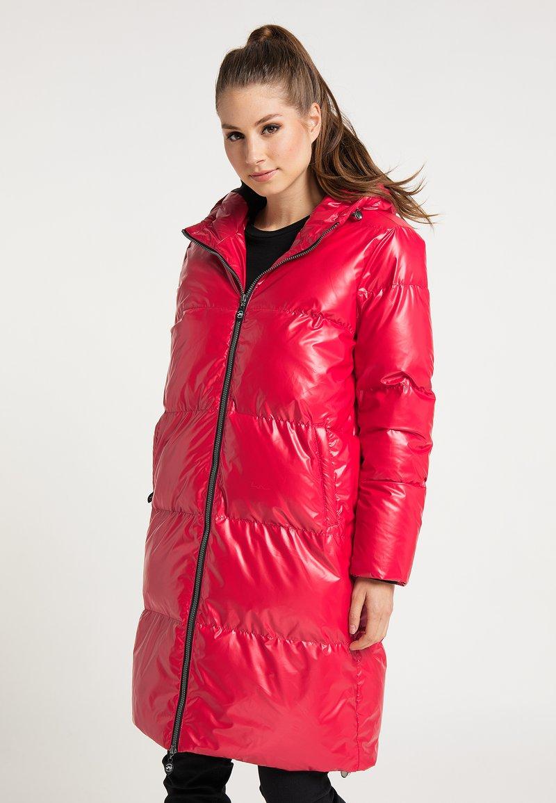 myMo ROCKS - Winter coat - rot