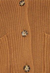 Part Two - TONIAPW - Cardigan - light brown - 2