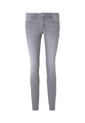 ALEXA  - Slim fit jeans - grey denim