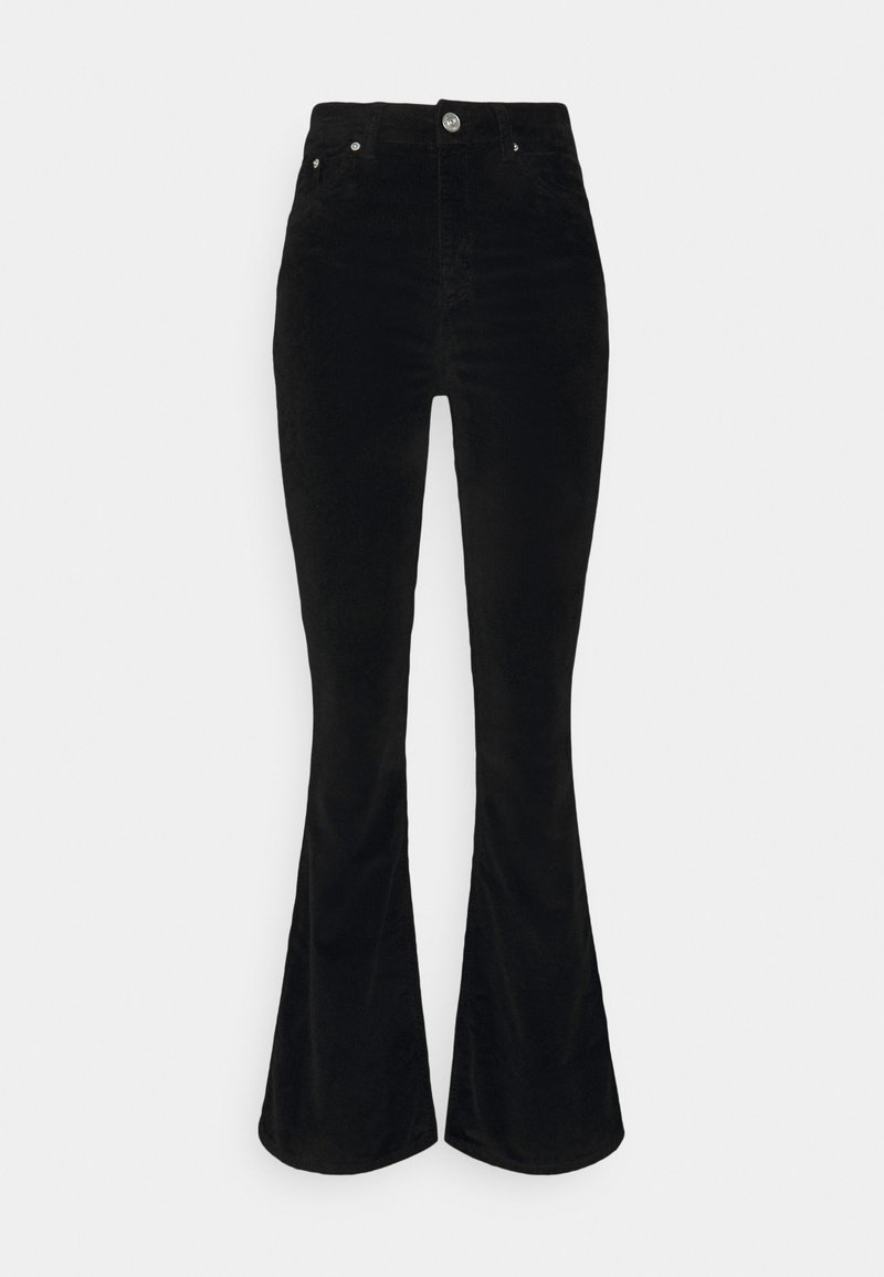 BDG Urban Outfitters - FLARE JEAN CORD - Flared Jeans - black