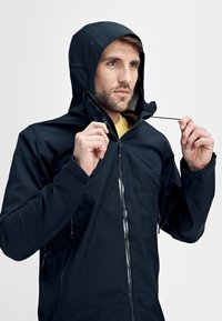 Mammut - CONVEY TOUR HOODED JACKET MEN - Veste Hardshell - marine - 6