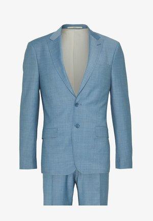 LUDVIGSEN - Suit - mineral blue